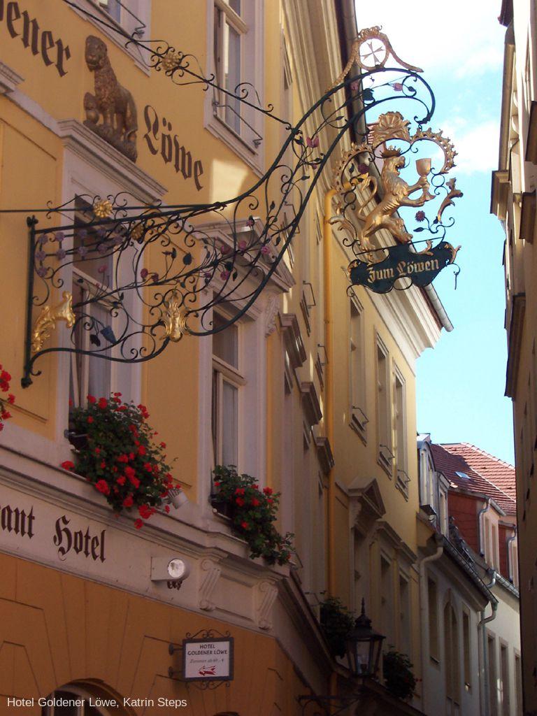 """Hotel """"Goldener Löwe"""""""