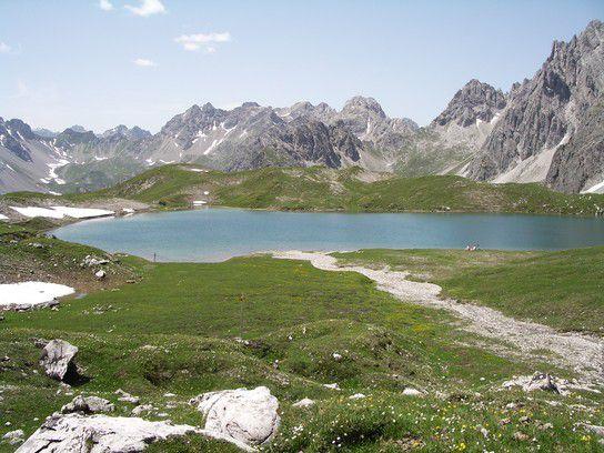 Lechtaler Alpen - Steinsee