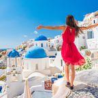 Top-Sehenswürdigkeiten in Griechenland: Santorin