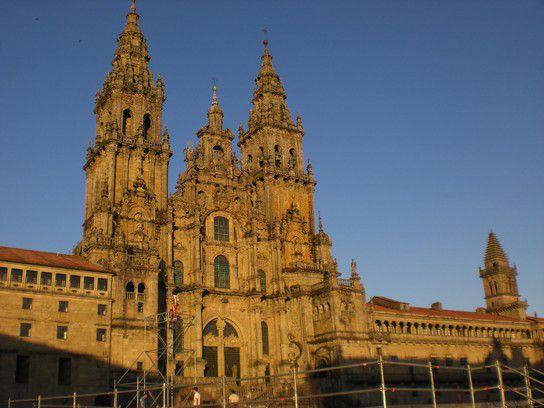 Fernweh Kathedrale von Santiago de Compostella
