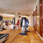 Das Fitnesscenter im DolceVita Hotel Feldhof