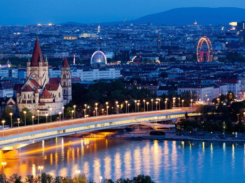 Die Landeshauptstadt Wien war einmal kulturelles Zentrum Europas