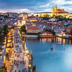 Top-Sehenswürdigkeiten Tschechien & Slowakei: Prag