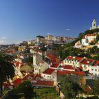 Portugals Hauptstadt Lissabon lockt nicht nur zu Ostern zahlreiche Gläubige.
