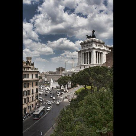 Rom, Via del Teatro Marcello