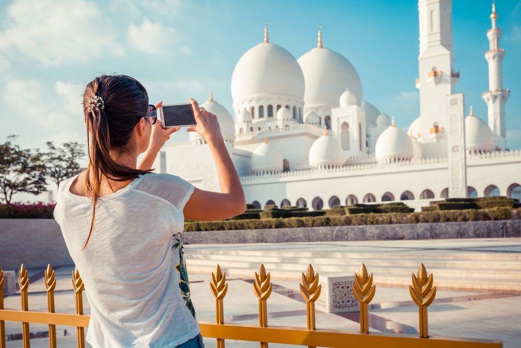 Die 10 meistbesuchten Städte 2017, Platz 4: Dubai
