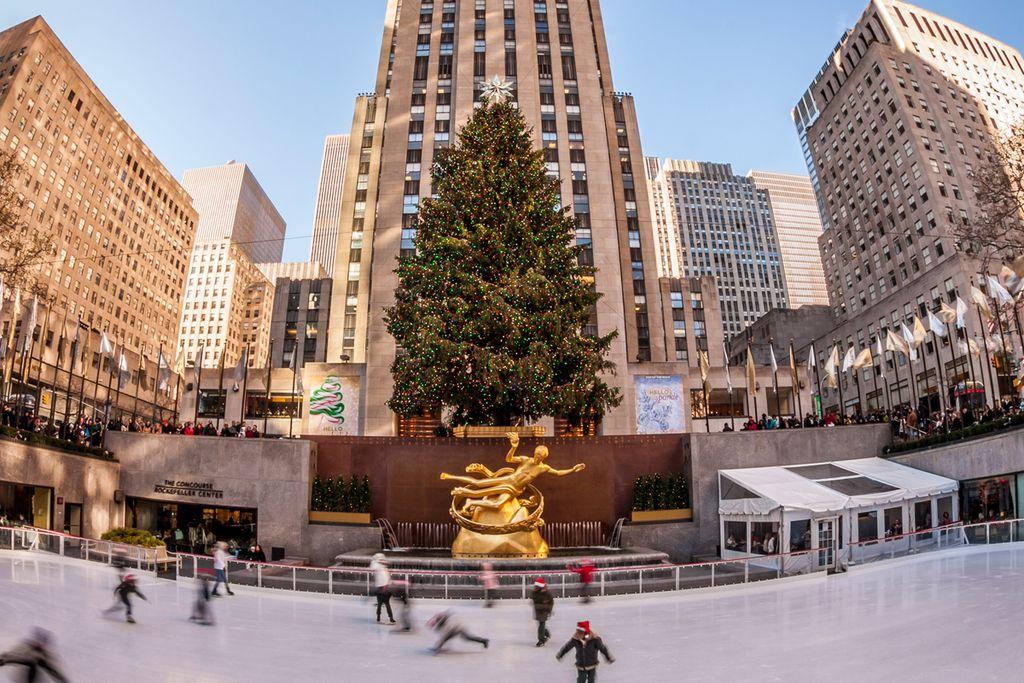 New York: Der Klassiker in der Vorweihnachtszeit