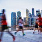 Platz 9: Singapur – Finanzplatz mit Karrierechancen