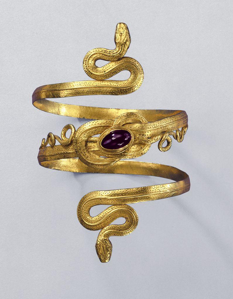 Schlangenarmreif
