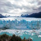 Gletscher in Patagonien, Argentinien
