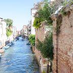 Ruhige Ecke von Venedig