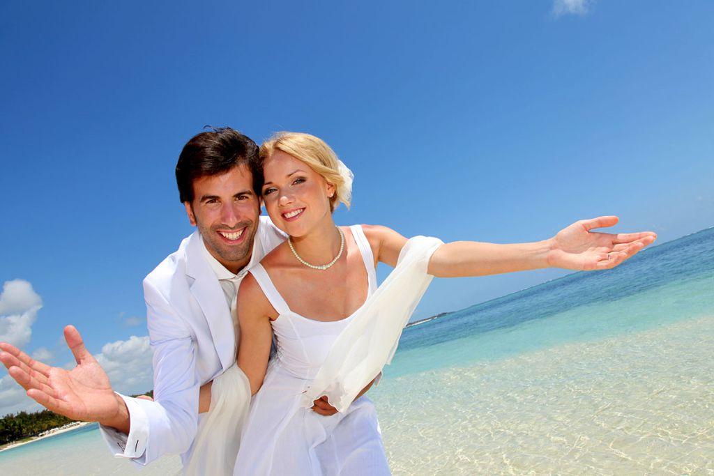 Exotisch und luxuriös: Mauritius bietet traumhafte Bedingungen für eine Heirat
