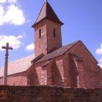 Kleine Kapelle in Taizé