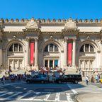 Meistbesuchte Museen der Welt, Platz 3: The Metropolitan Museum of Art