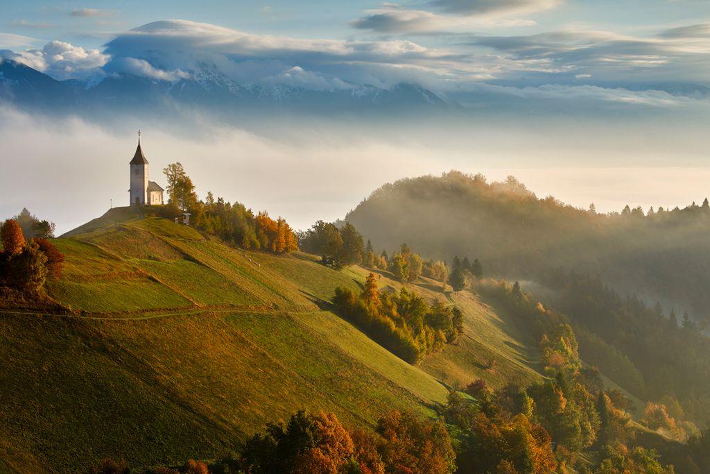 Die Heiligen Berge des Piemonts boten Pilgern Schutz