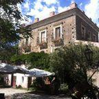 Ansicht Haus und Innenhof