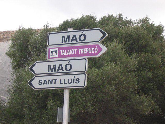 Menorca Mao