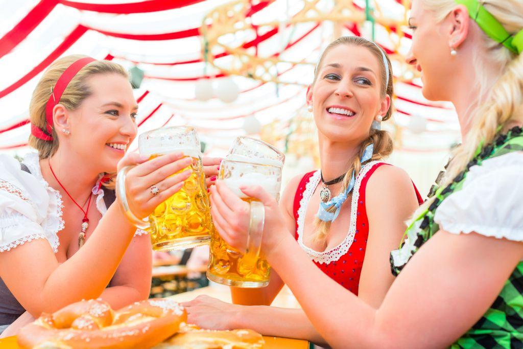 Platz 10: Das Oktoberfest, München