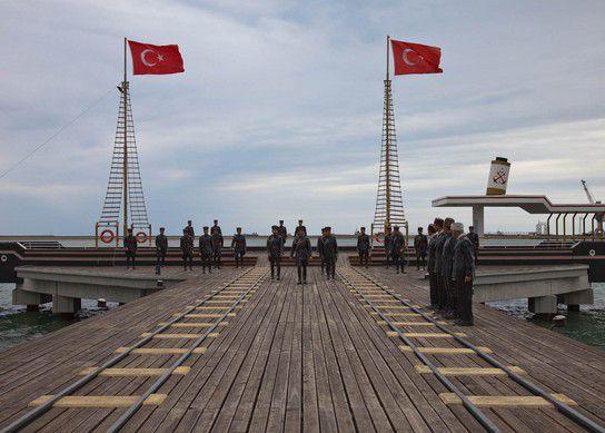 Hafen in Samsun