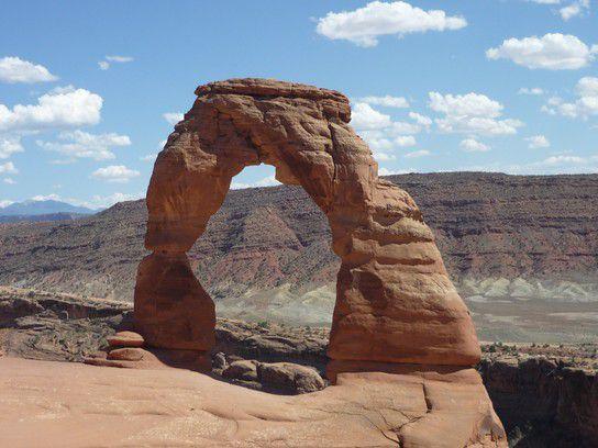 Der Delicate Arche