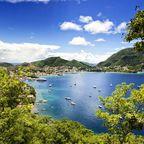 Die Îles des Saintes gehören zur Gruppe der Kleinen Antillen in der Karibik