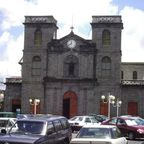 Mauritius - Kirche St Louis in Port Louis