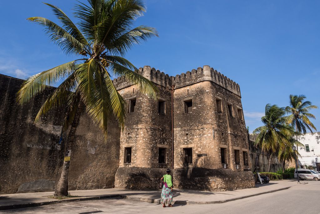 Ngome Kongwe-Fort in Stone Town
