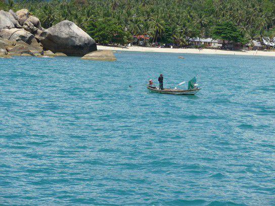 Bootsausflug Koh Samui