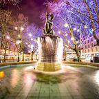 Sloane Square auf der King's Road