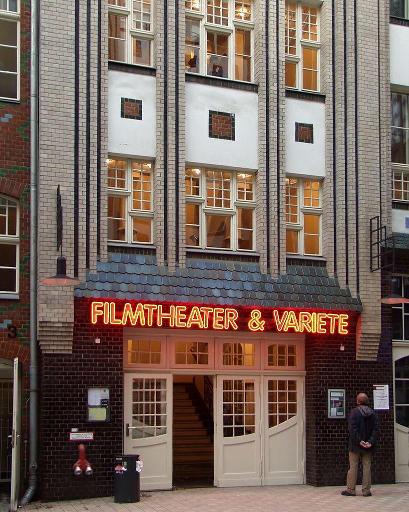 Kino Hackesche Höfe Berlin Programm