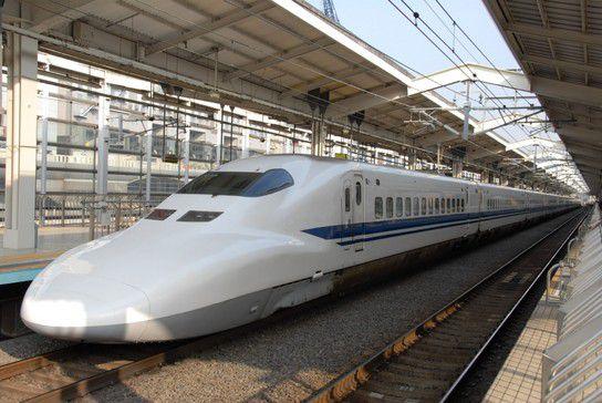 Japanischer Zug