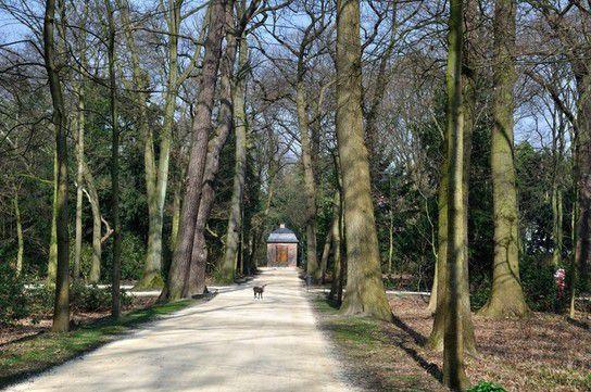 Schloßpark in Herten