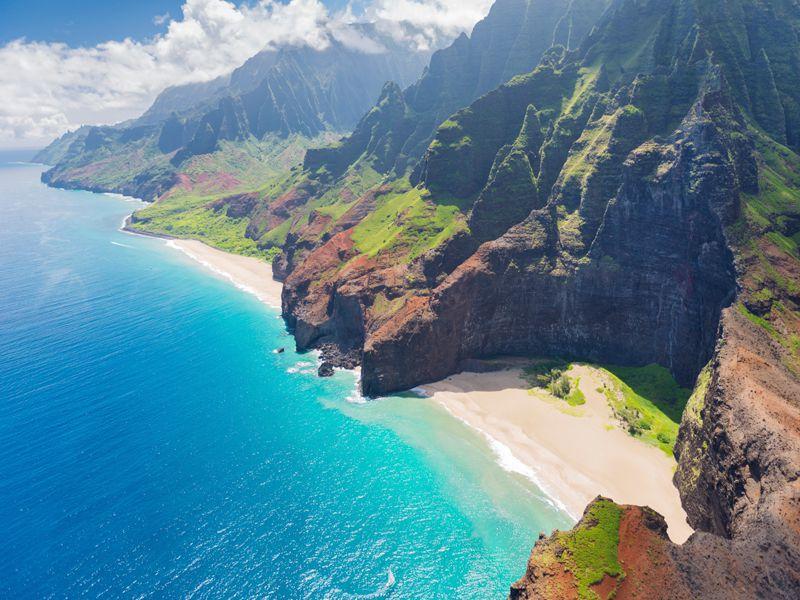 urlaub am meer atemberaubende steilküsten