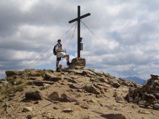 Königstuhlgipfel 2336 m