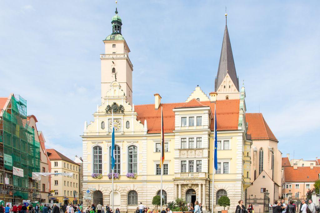 10 größte Städte in Bayern, Platz 5: Ingolstadt