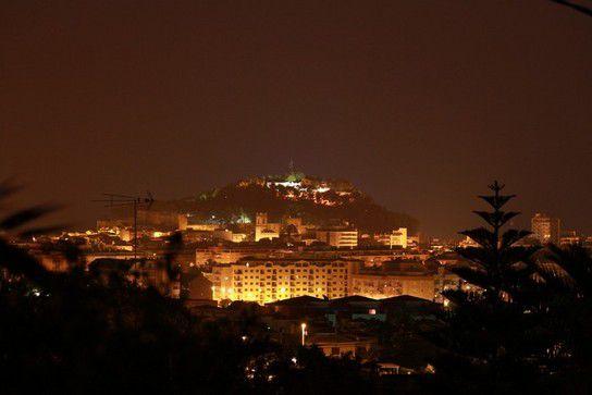 Burg Denia bei Nach