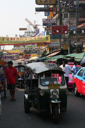 Markt, Bangkok
