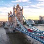 Hier geben Touristen am meisten aus, Platz 3: London