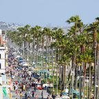 Los Angeles: Zwischen Wüste und Pazifik