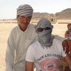 Beduine und Ich