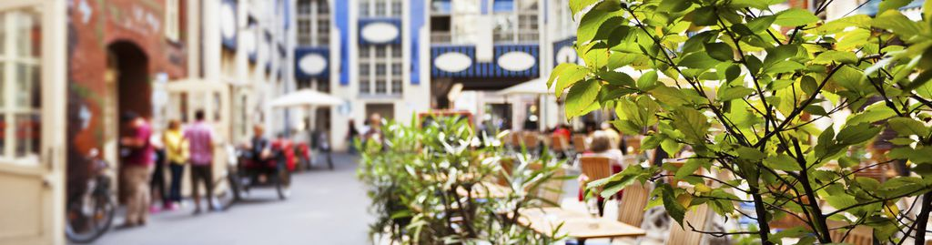 Berlins Restaurantszene ist international, jung und kreativ.