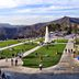 Griffith Park mit dem Hollywood-Schriftzug im Hintergrund