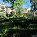 Der Botanische Garten in Florenz