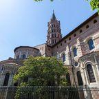 Toulouse ist eine der ältesten Städte Frankreichs und ein beliebtes Ziel für Pilger.
