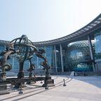 Meistbesuchte Museen der Welt, Platz 5: Shanghai Science & Technology Museum