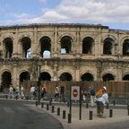 Die Arena von Nimes