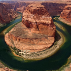Horseshoe Bend Overview
