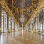 Galerie des Glasses, Versailles