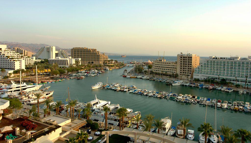 Eilat ist die einzige Stadt in Israel mit Zugang zum Roten Meer