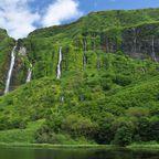 Unekannte Schönheit: Die Inselgruppe hat viel zu bieten, wie beispielsweise zahlreiche Wasserfälle